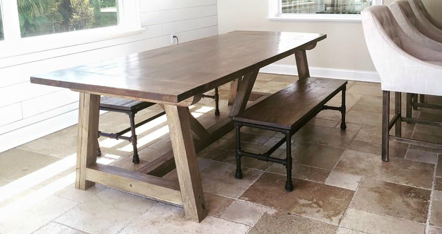 Farmhouse Table Handmade