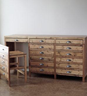 desk hidden stools printmaker04