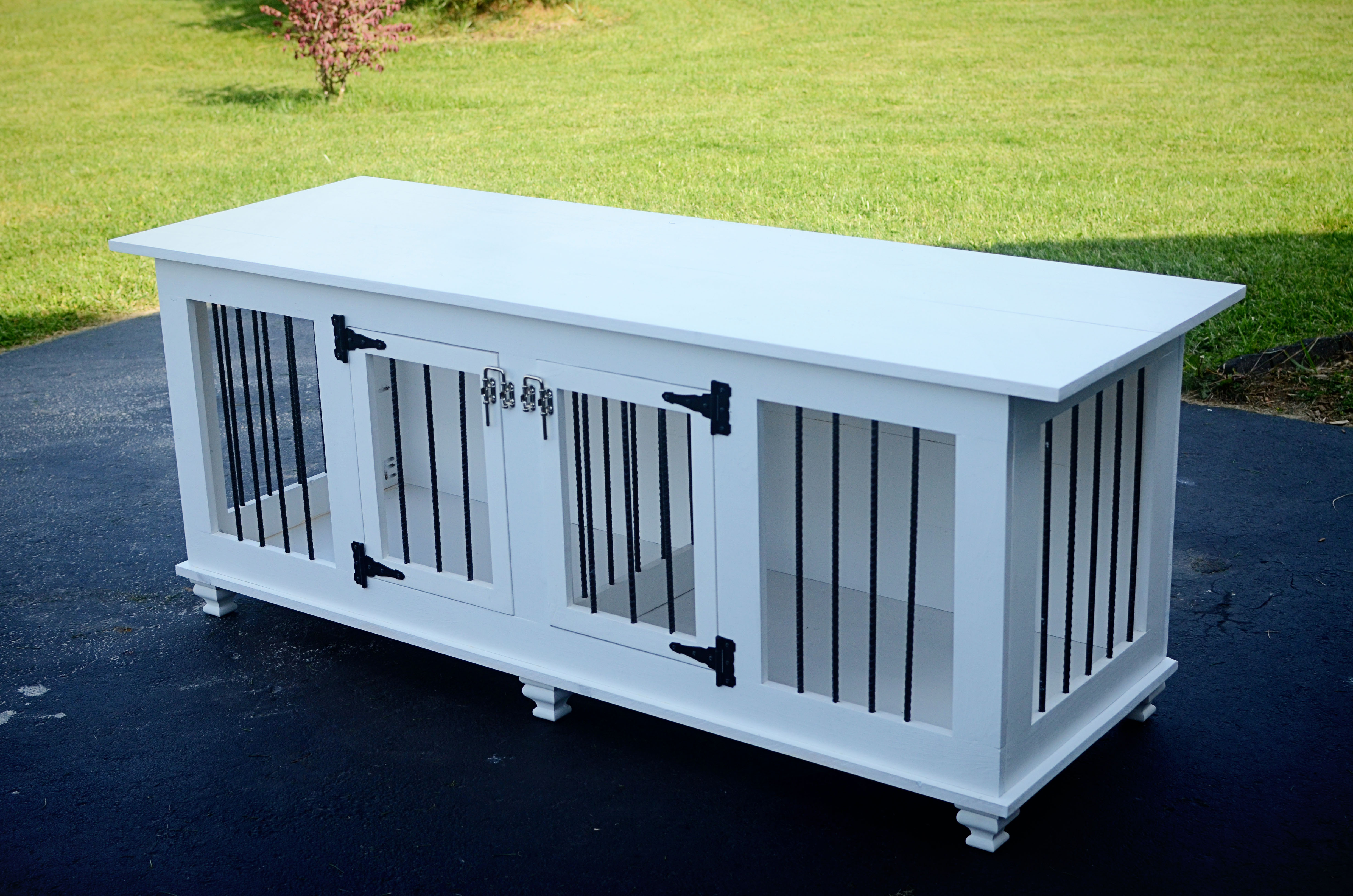 Dog house crate 28 images new age pet ecoflex habitat for High end dog crates