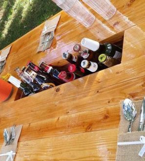 long-cooler-table