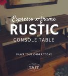 rustic-console