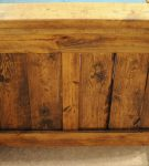farmhouse bed footboard