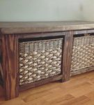 rustic-x-bench