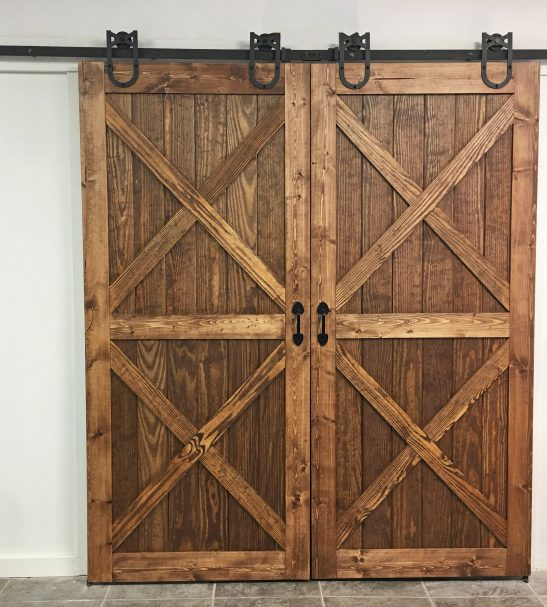 double-stained-barn-doors