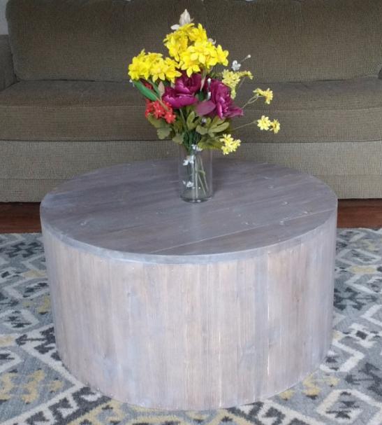 Drum Table – Fryan