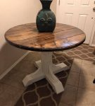 42 inch round table